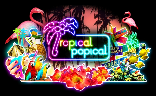 Tropical Popical logo